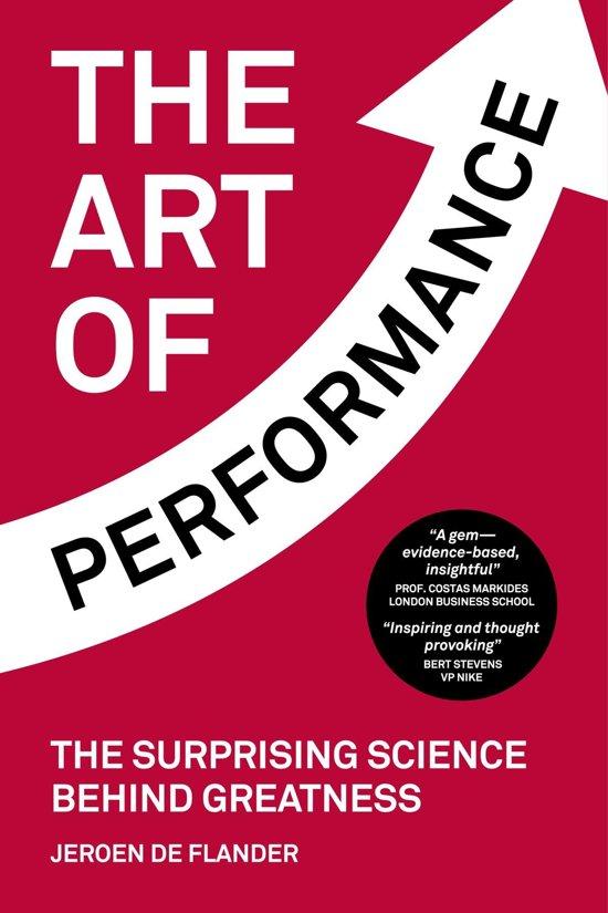 The Art of Performance boekomslag